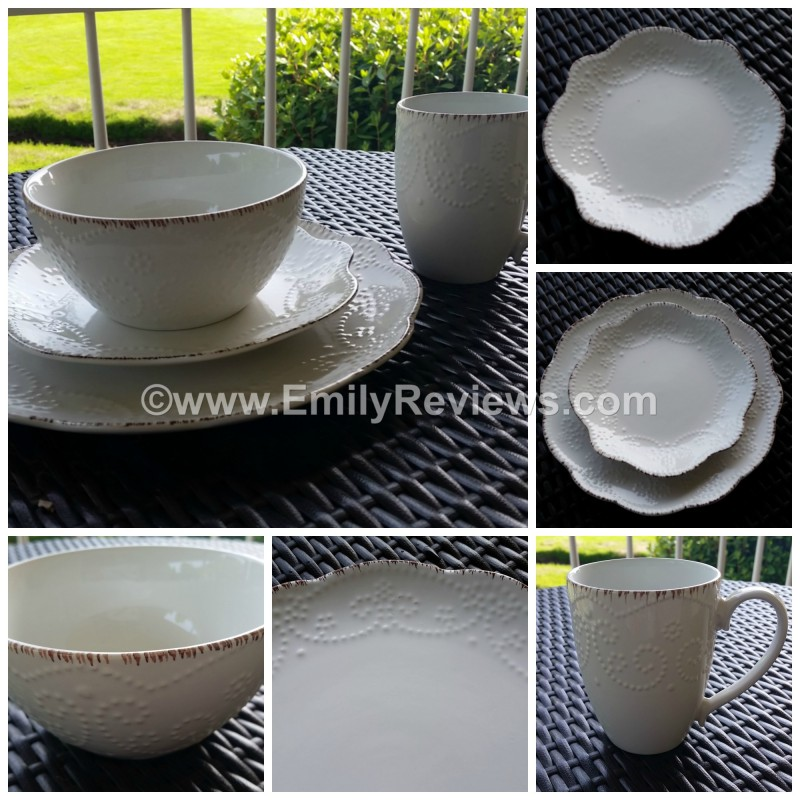 Pfaltzgraff Dinnerware  sc 1 st  Emily Reviews & My Beautiful Table Setting With Pfaltzgraff Dinnerware ~ Review ...
