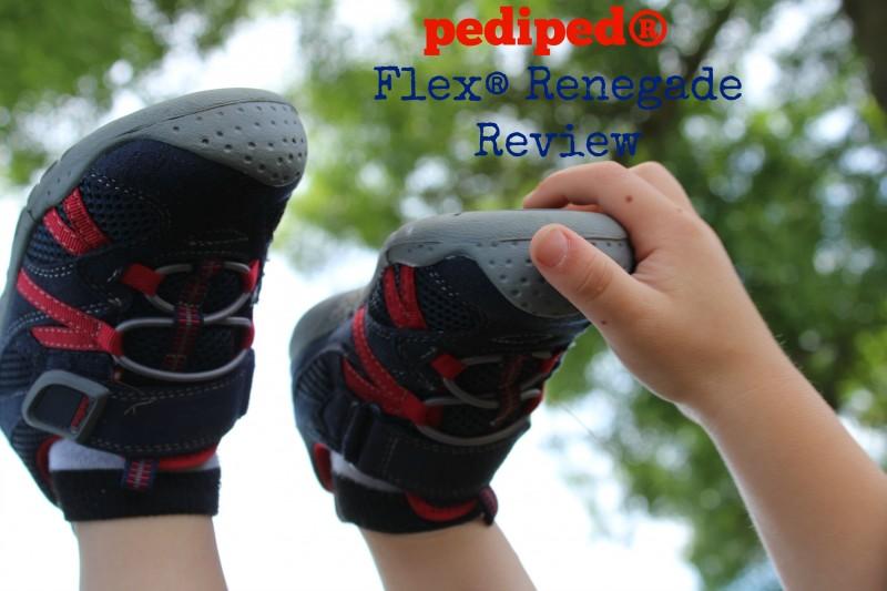 pediped Flex® Renegade Children's Shoes
