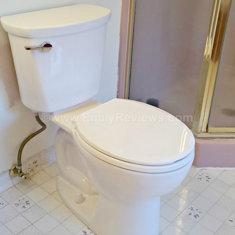 American Standard Cadet Pro Toilet With Everclean Review