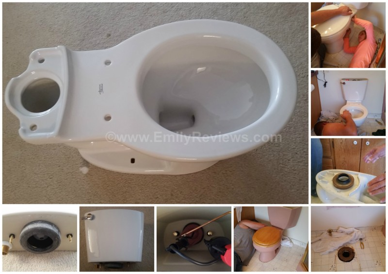 American Standard Cadet PRO Toilet With EverClean ~ Review | Emily ...