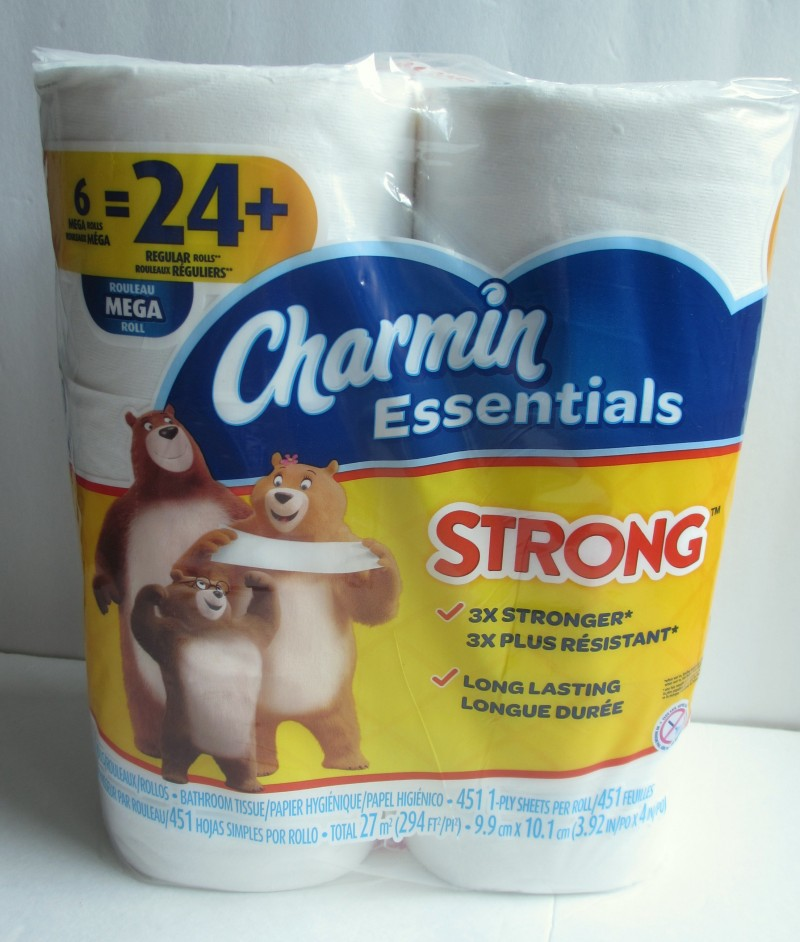 Charmin Toilet Paper On Sale: Quality Toilet Paper At A