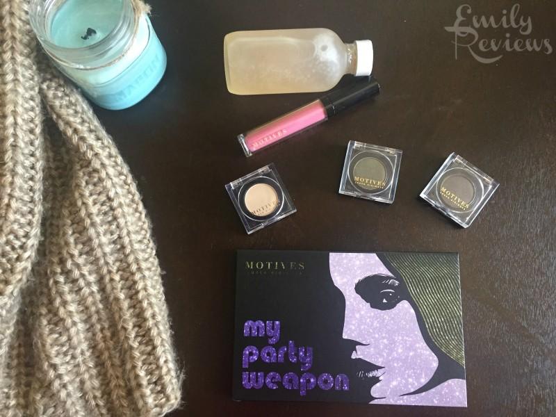 Motives Cosmetics Fall Makeup Review