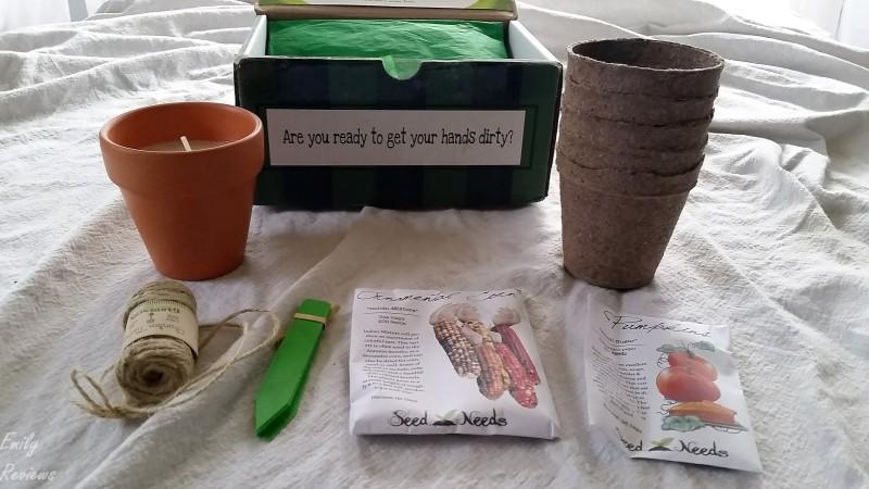 Jade Canopy Garden Subscription Box Review Emily Reviews