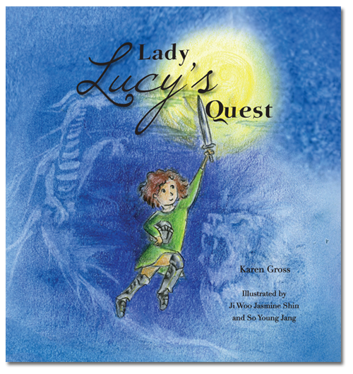 Lady Lucy's Quest By Karen Gross {Holiday Gift Guide Ideas!}