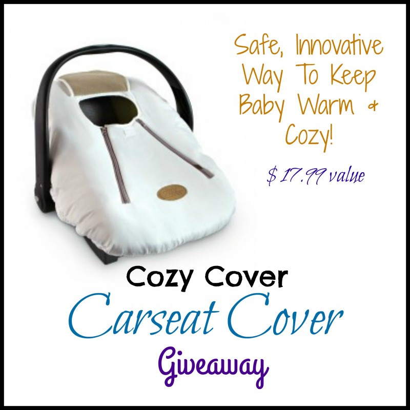 Cozy Cover ~ The Original Car Seat Cover + Giveaway (US) 10/12 ...
