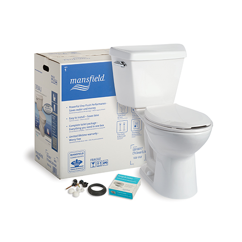 Mansfield Denali Toilet Reviews >> Mansfield Plumbing Denali Toilet ~ Review & Giveaway US & Canada 11/03 | Emily Reviews