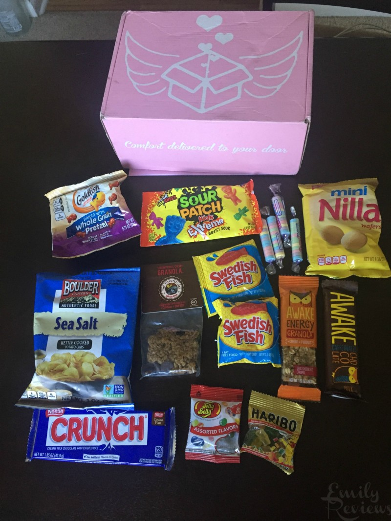 The Pms Package Subscription Box Review October 2016