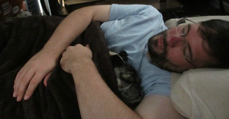 Ryan frank cuddles
