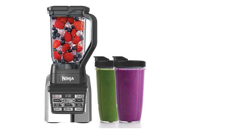 Nutri Ninja® Ninja® BlendMax DUO™ with Auto-iQ Boost