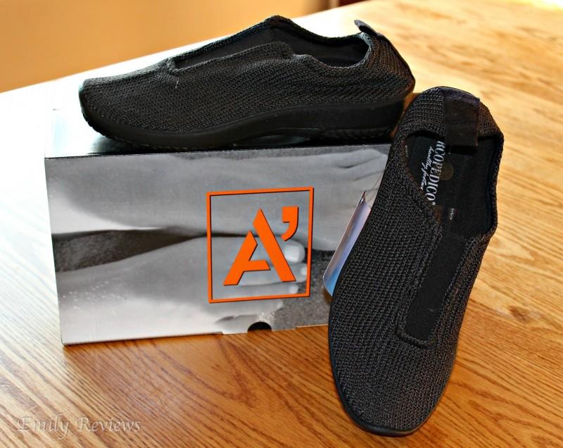 Arcopédico ES Slip On Shoes, women's classic flats