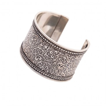 Silver Vines Cuff Bracelet ~ World Vision Gift Catalog : Give the gift of love, help, and life.