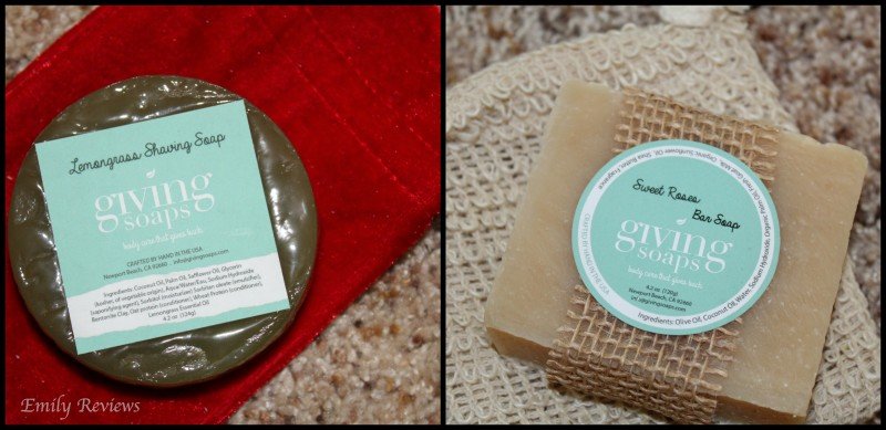 Giving Soaps ~ Perfect Gift Idea For Family, Friends, Co-Workers, Teachers, & More