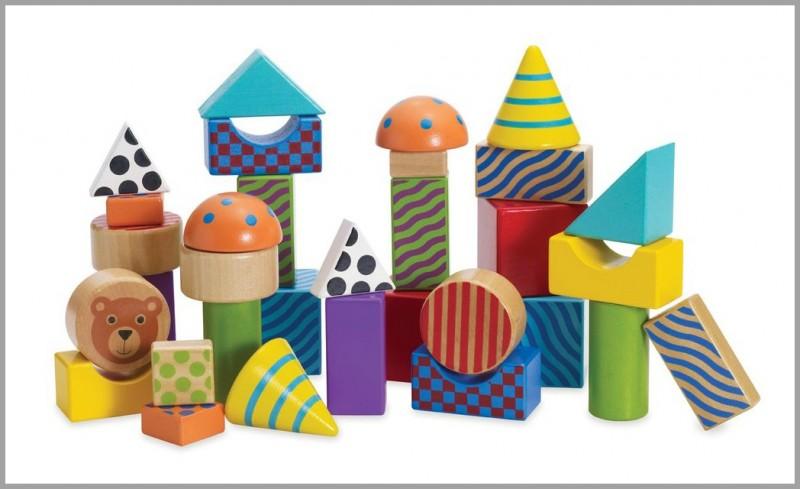 Manhattan Toy Company - Create & Play Pattern Blocks