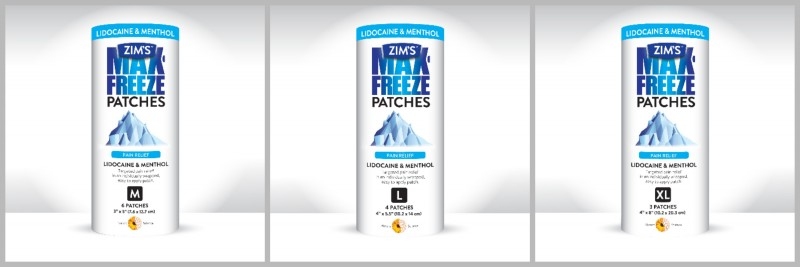 Zim's Max- New Freeze Patches {& Winter Protection Products} ~ Naturally Based Products that really work!