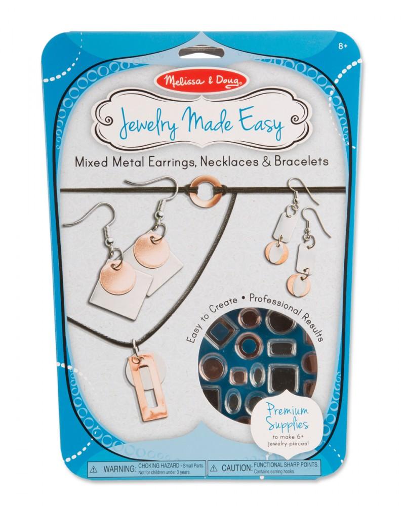 Puzzle Warehouse Jewelry Kit, Melisa & Doug