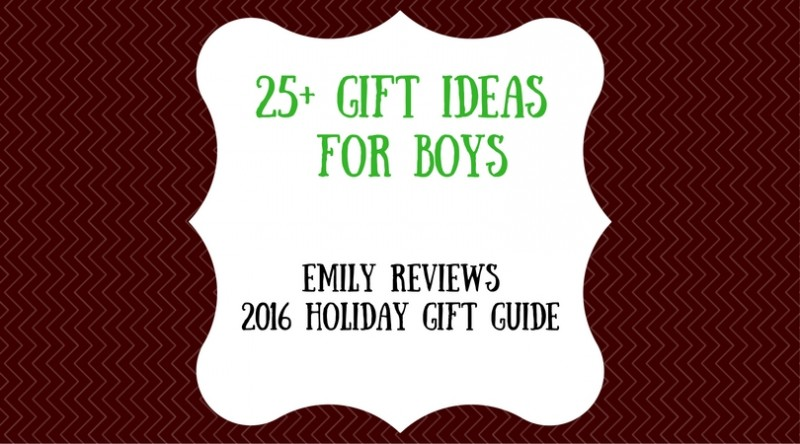 25 gift ideas for boys