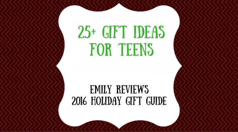 25+ Gift Ideas For Teenagers