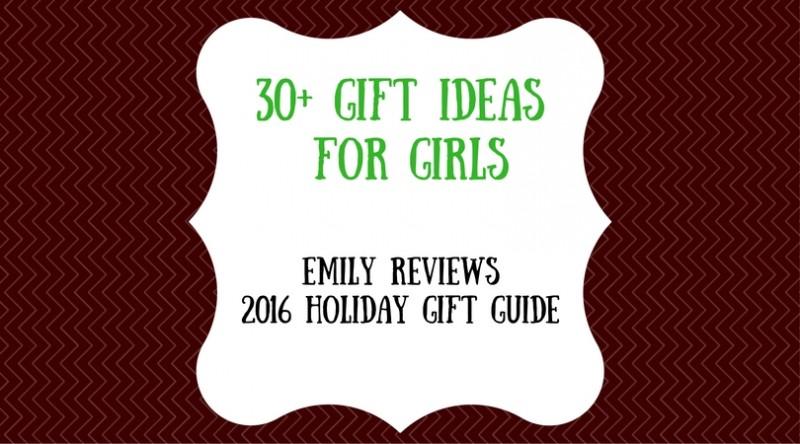 30+ gift ideas for girls