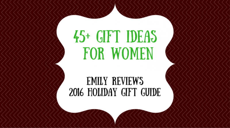 45 gift ideas for women 2016 holiday gift guide