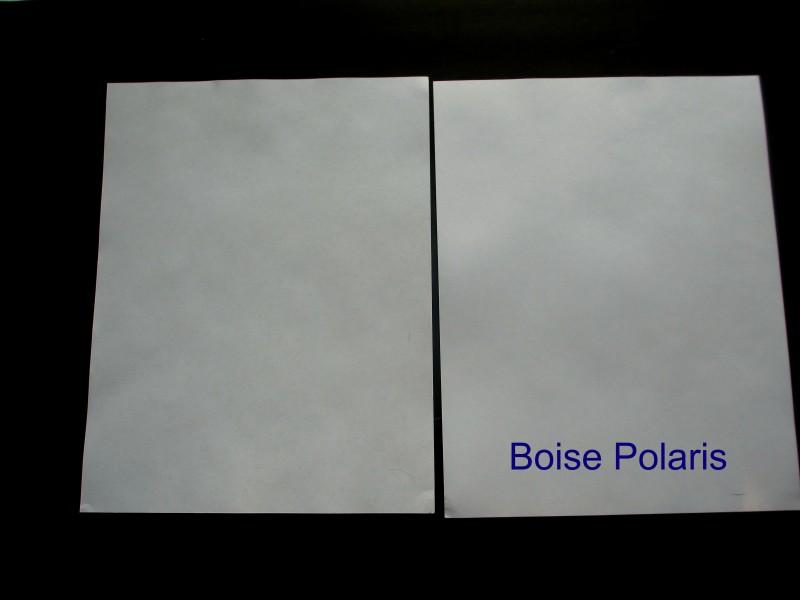 Boise polaris paper