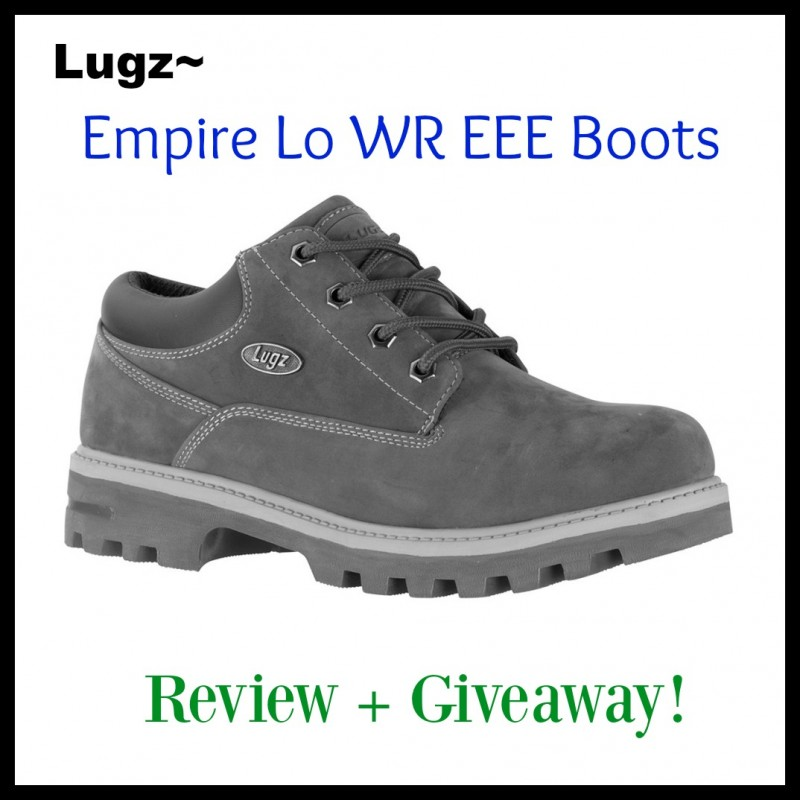 22506eba82ae Lugz ~ Men s Empire Boot  Holiday Gift Idea!  + Giveaway ...