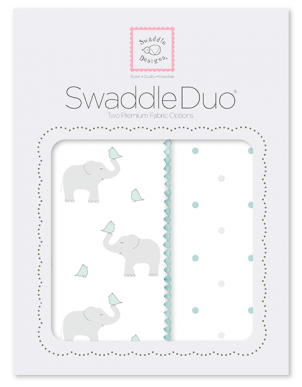 Swaddle Designs Swaddle Duo