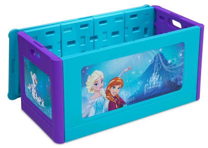 Delta Children ~ Disney Frozen Toy Box & Mickey Mouse Activity Easel {Holiday Gift Guide Ideas!}