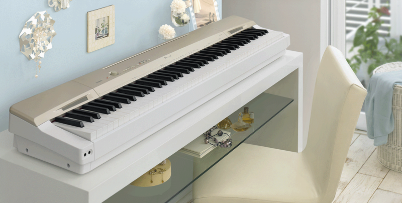 Casio Privia PX-160 Digital Piano Keyboard Review