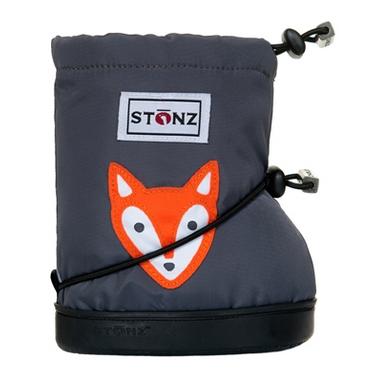 Stonz Wear ~ Toddler Booties - Fox Grey