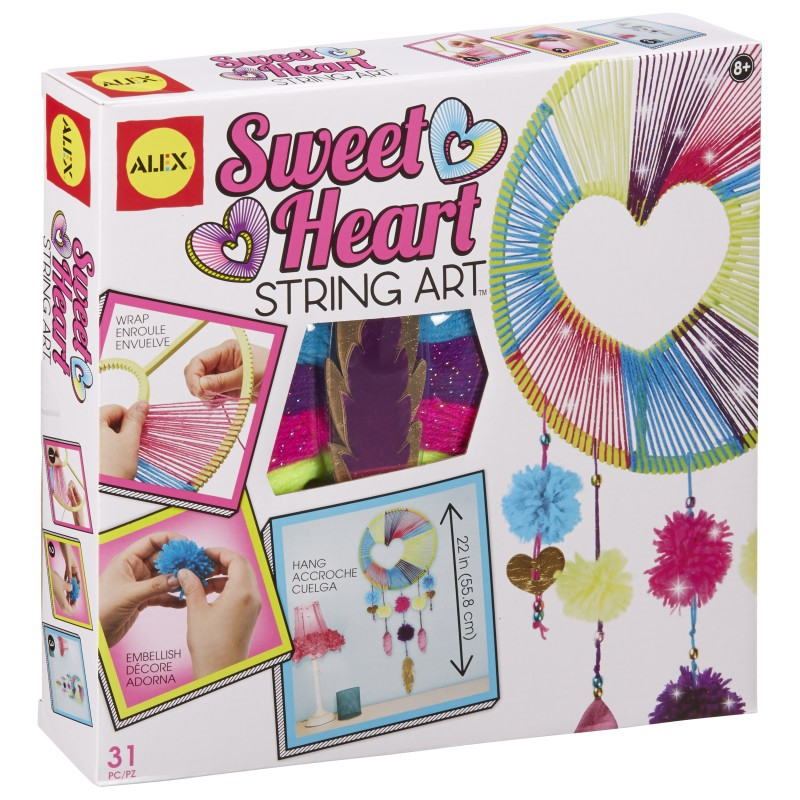 Alex toys gifts for creative preteens more giveaway for Arts and crafts for 10 year old girls