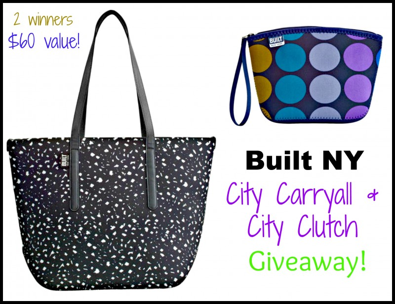 Built NY ~ City Carryall, Go Go Baking Dish, Origami Wine & Gift Bag + Giveaway (US & Canada) 12/14