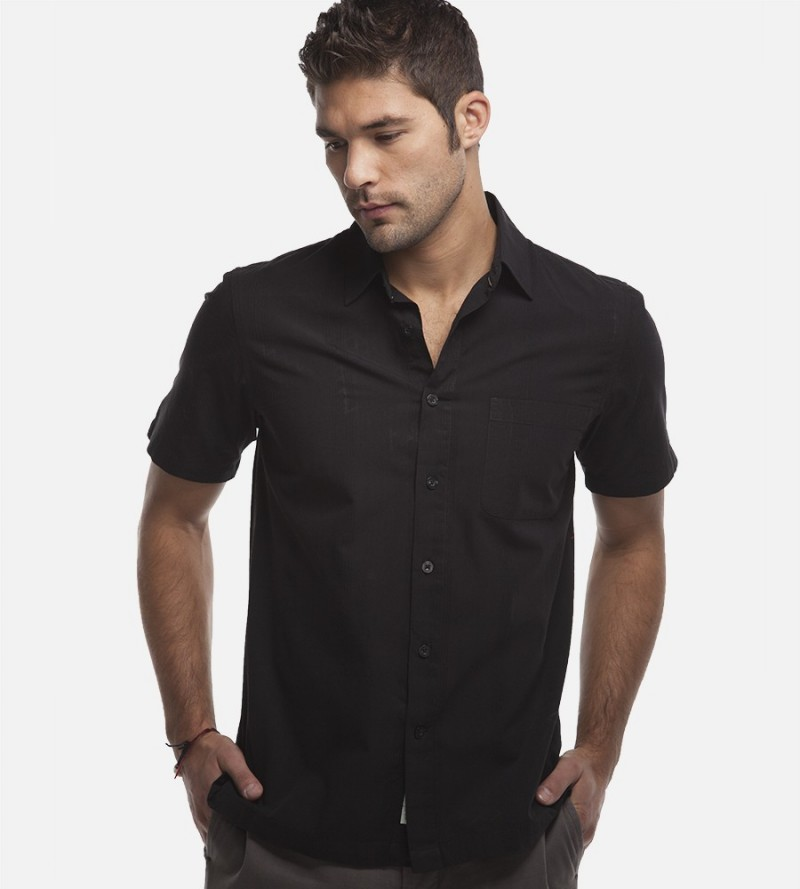 Cariloha bamboo clothing apparel accessories holiday for Bamboo button down shirts