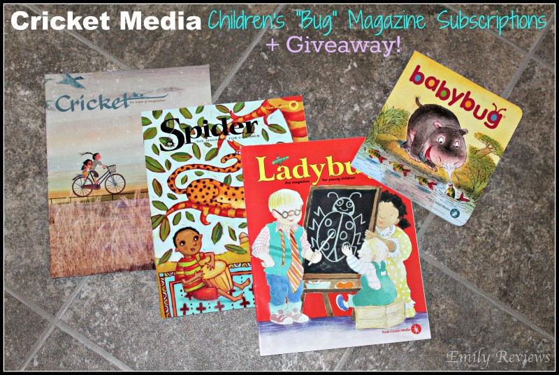 Cricket Magazine Special Discounts Welcome to our Subscription Discounts Page! Below are links to special offers for each of our 10 award-winning, children's magazine titles.