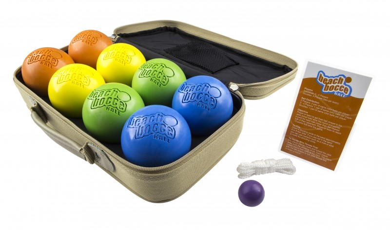 SeaTurtle Sports Beach Bocce Ball Set