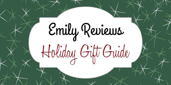 Emily Reviews 2016 holiday gift guide complete
