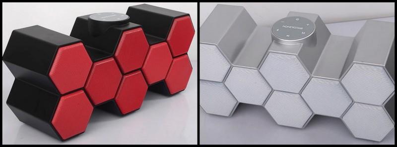 Honeycomb Audio ~ Portable Bluetooth Speaker