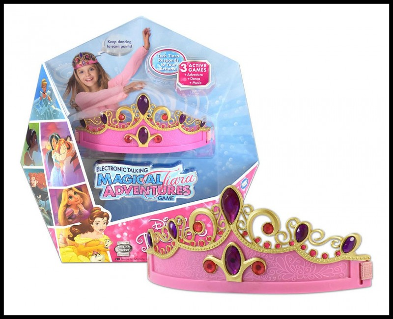 Disney Princess Magical Tiara Adventures Game