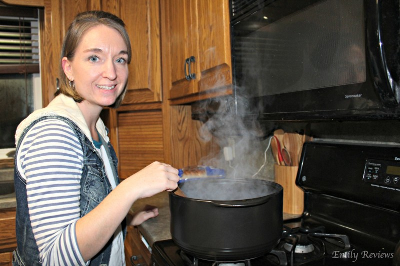 Pampered Chef ~ Rockcrok Dutch Oven XL + Taco Soup Recipe