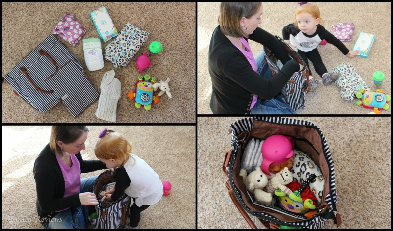 Stachris High Quality Affordable Baby Accessories ~ Diaper Bag, Carseat Cover, Bandana Bibs, Pacifier Clips {Review}