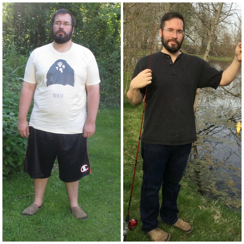 Ryan weight loss Nutrisystem