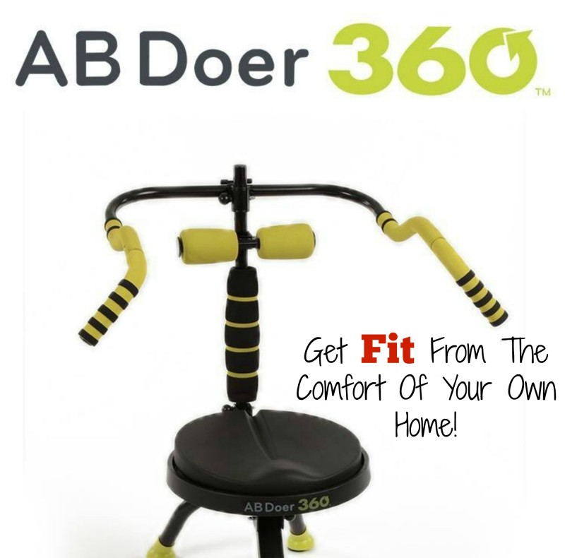 Ab doer 360 tone tighten burn fat from the comfort of your own home emily reviews