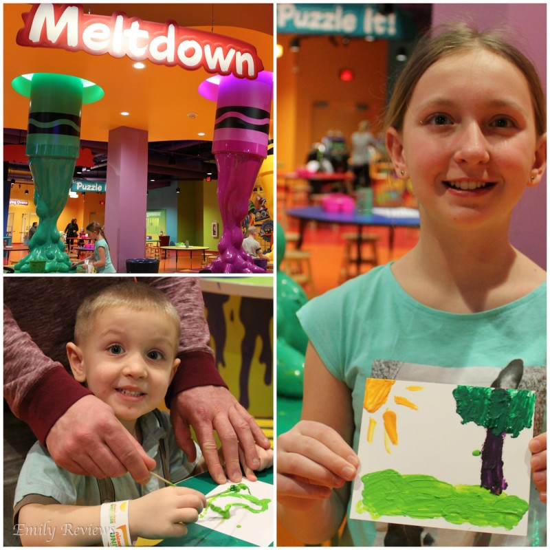 Radisson Blu MOA, The Crayola Experience, & Fly Over America {Visit Minnesota} Winter Getaway Post 4 (Emily Reviews)