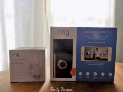 Ring Video Doorbell Security System ~ Review | Emily Reviews