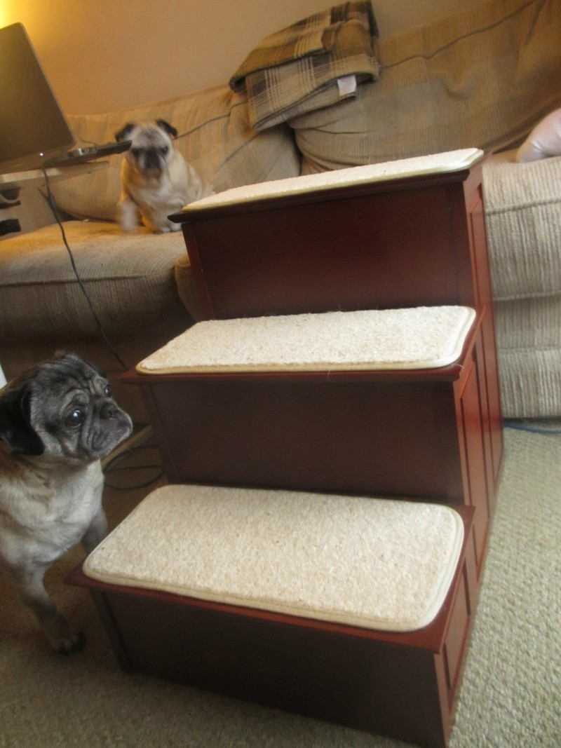 Solvit furniture grade dog stairs