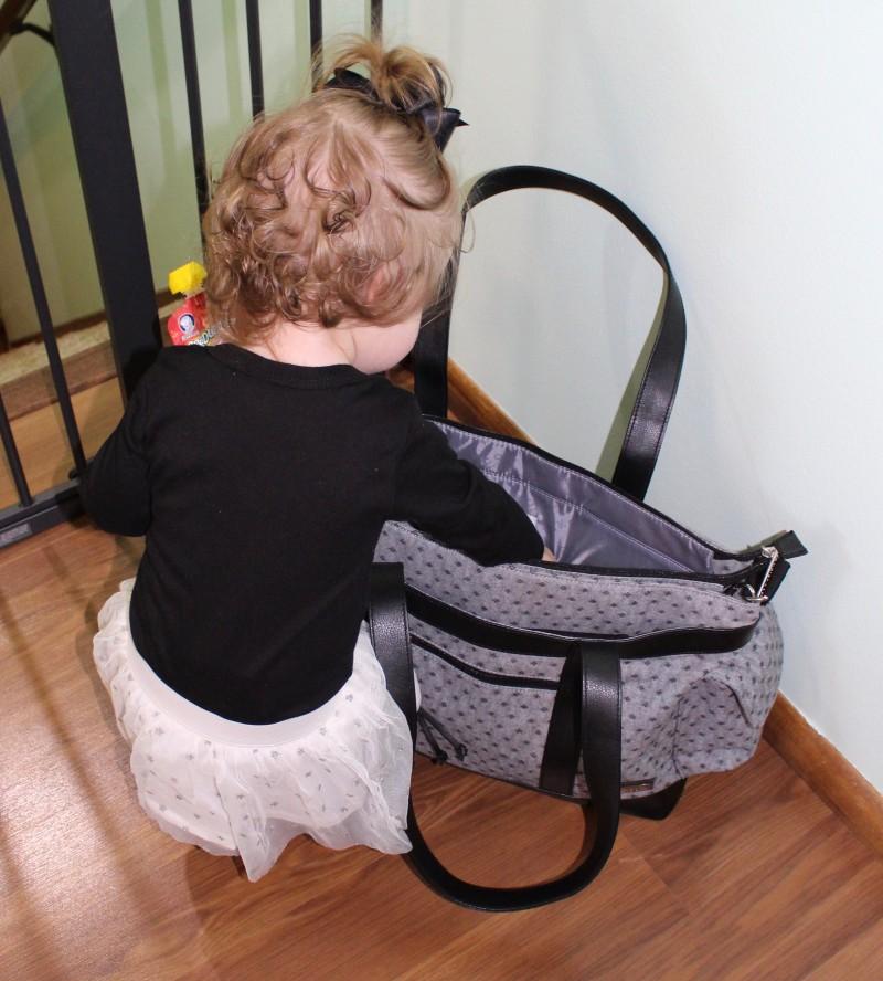 Kalencom L A Diaper Bag Review Emily Reviews
