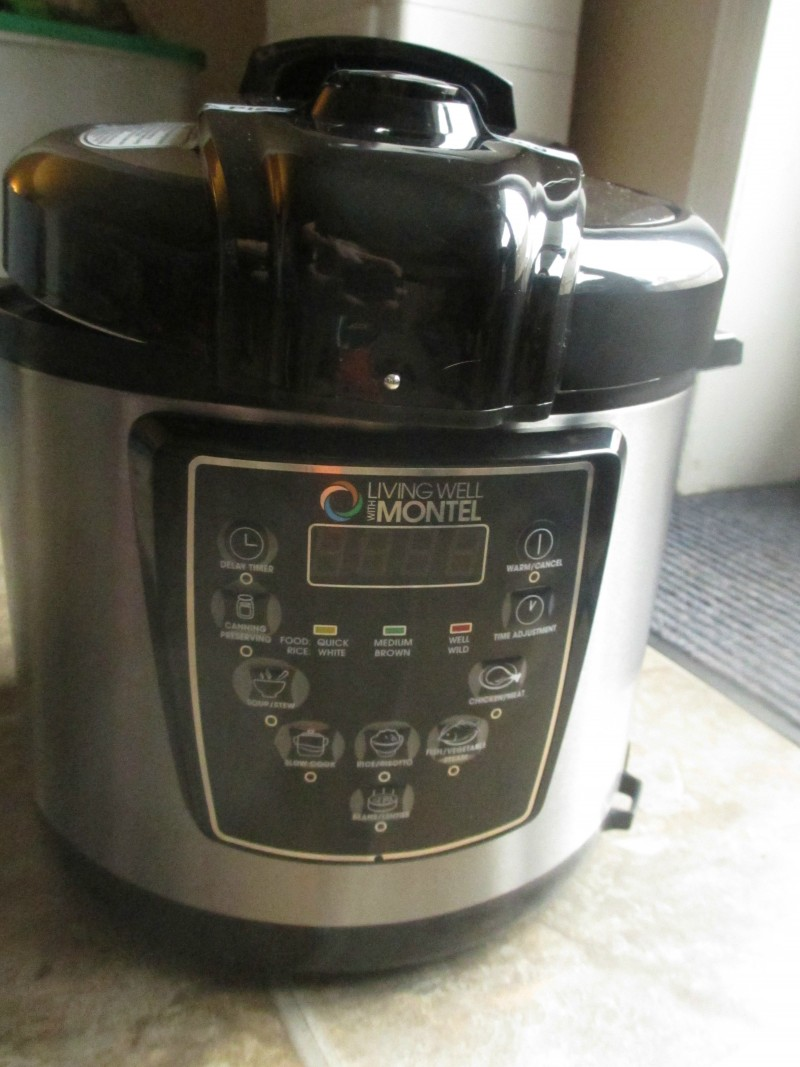Living Well With Montel Pressure Cooker Review | Emily Reviews