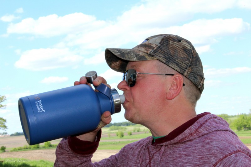 Eco Vessel Boss Growler Perfect For Dad Giveaway Us