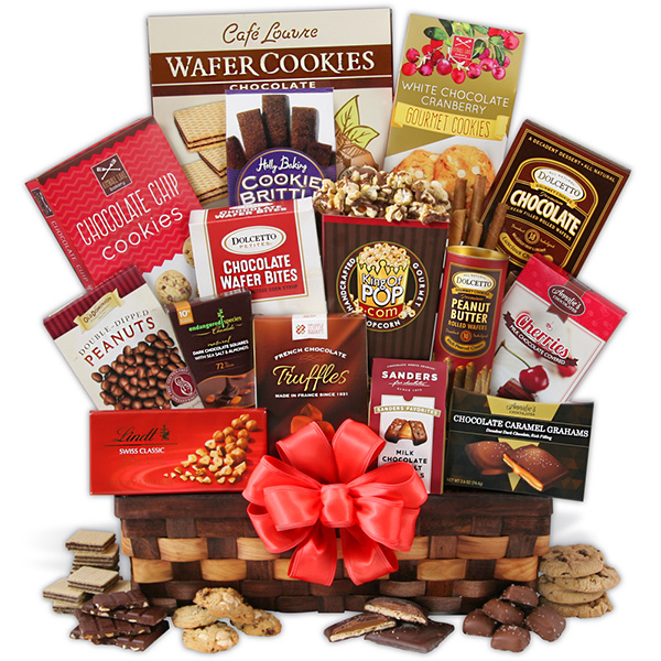 Gift baskets for dad emily reviews