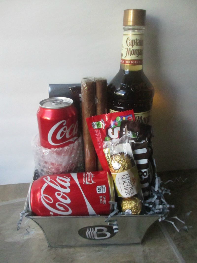 brobasket rum and coke