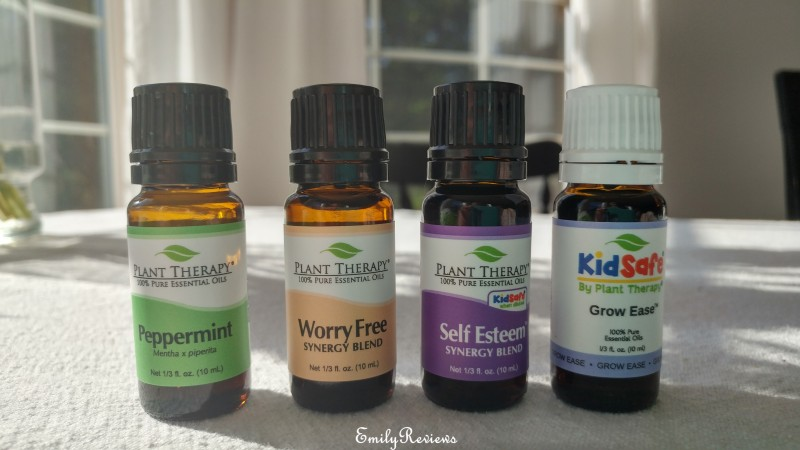 Plant Therapy Essential Oils Help Calm My Anxiety Review Emily